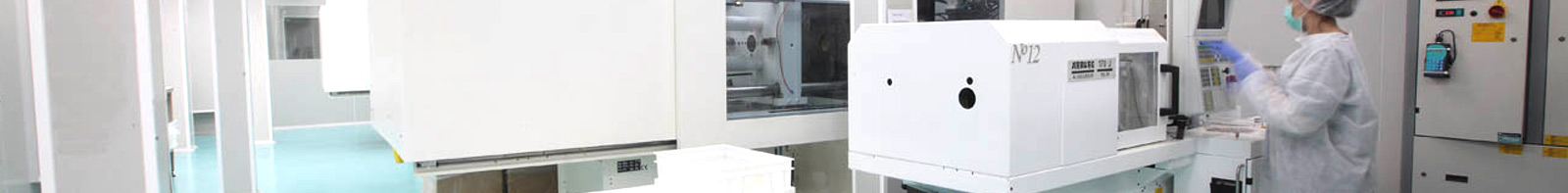 Plastics Injection moulding in clean room conditions with quality guaranty |Innovamed