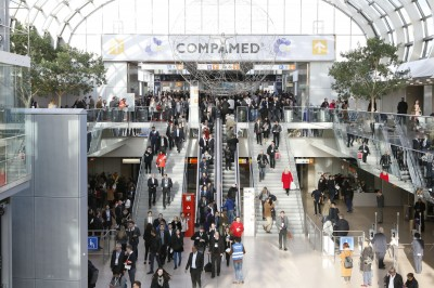 Press release – final report and trends MEDICA COMPAMED Dusseldorf Trade Fair